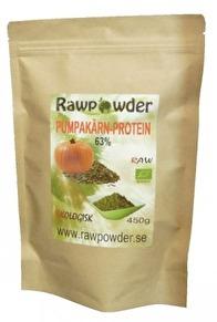 Eko Pumpakärnprotein450g