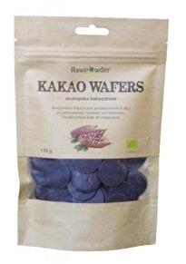 EkologiskaKakao Wafers150g