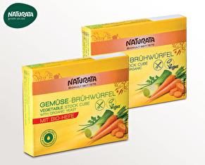 Grönsaksbuljong med Jäst EKO& Vegan