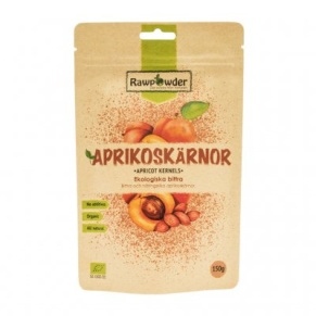 Aprikoskärnor bitter  EKO