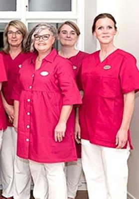 Personal vid GynHälsan Fertilitetsklinik