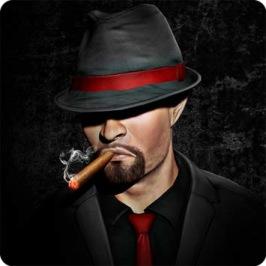 Traditinal 3D Matrix Gangster - Haha!