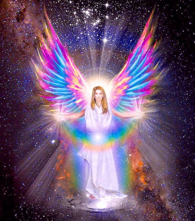 The Angelic Presence Of DIVINE SOURCE!