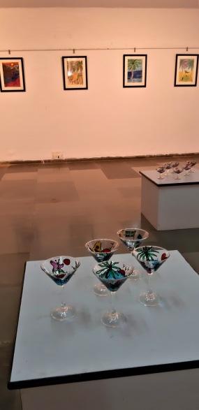 FREJA ENJOY GLAS ART, GOA, INDIA 2019