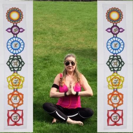 Founder of Dolphin Yoga, Yoga Master Freja Enjoy.