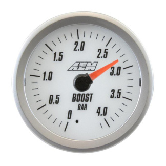 AEM Boost Gauge 4 Bar