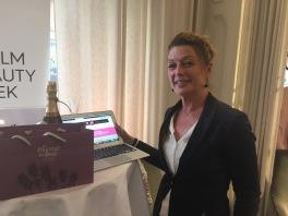 Smartings Margaretha Grönvall hälsade nya Smartingar välkomna!