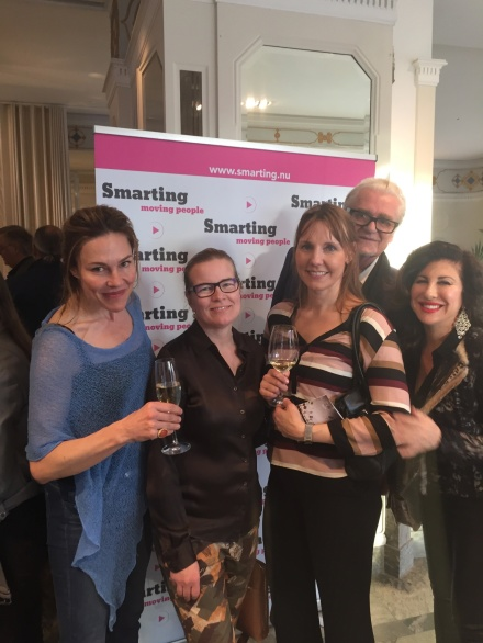Skådespelerskan Anna Parrow, retorikexperten Nina Buchaus, Julia Newalda, NewEducation och Alvin och Graziella Ronlan, skönhetsföretaget Transderma hade många gemensamma nämnare.