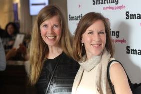 Smartings Maria Forssén och Lisa Johansson, SAS.