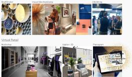 KOM erbjuder flera olika tjänster inom Visual Merchandising.