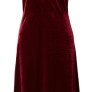 MILOOK | Sofia Velvet Dress - Red – L