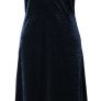 MILOOK | Sofia Velvet Dress - Navy – L