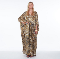 Cass Kaftan Pyrite Long.