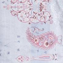 Kimono Coreggio – blå.