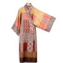 Kimono Ebano – orange.