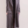 SKAU | Grey Summy coat