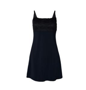 MILOOK | Hilda slipdress - Black Small