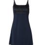 MILOOK | Hilda slipdress - Midnight Blue XLarge