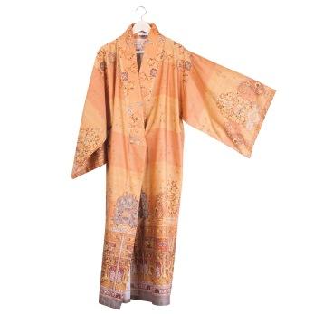 Granfoulard Bassetti Kimono - Coreggio – tegel