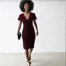 MILOOK | Sofia Velvet Dress