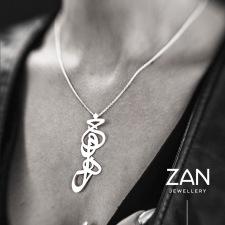 CREATIVE CHANGMAKERS | ZAN – Sisters halsband