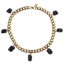 MÄRTA LARSSON | Collar Black Tourmaline