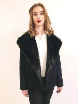 SKAU | Black Summy jacket -