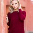 8DESIGN | Johanna jumper - Bordeaux