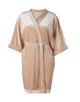 MILOOK | Fia Robe - Powderpink – S