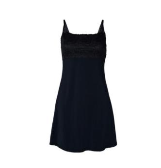 MILOOK   Hilda slipdress - Black Small