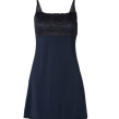 MILOOK | Hilda slipdress - Midnight Blue XLarge