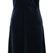 MILOOK | Sofia Velvet Dress - Navy – L