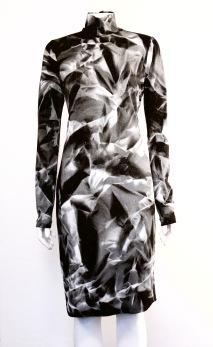 Maria Sjödin | NOIR – Poloklänning Spray - Small