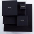 MÄRTA LARSSON | Art Ring Black Tourmaline