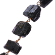 MÄRTA LARSSON | Not a Pearl Bracelet Black Tourmaline