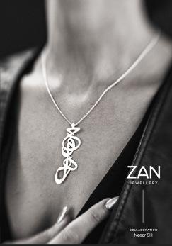 CREATIVE CHANGMAKERS | ZAN – Sisters halsband -