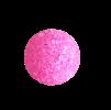 Kattboll med skrammel - Kattboll med skrammel, rosa