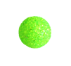 Kattboll med skrammel - Kattboll med skrammel, grön