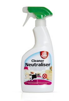 Wash & Get Off spray -