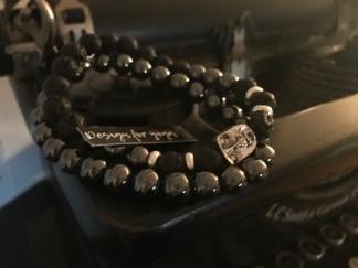 3 st Armband Unisex - Armband passar 18-19 cm