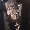 Halsband & Örhänge Glasdroppe - Halsband glasdroppe