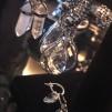 Halsband & Örhänge Glasdroppe
