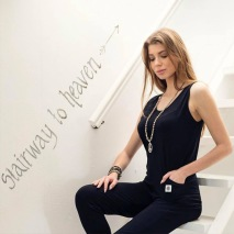 Jumpsuit Blanca - One Size