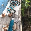 Mala Gypsy feather - Mala Gypsy