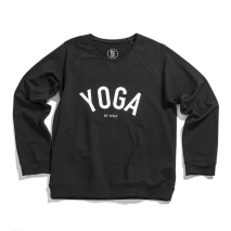 WMY_YOGA Sweater Svart