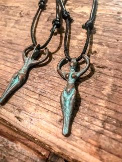 Halsband_Grekisk gudinna - Halsband Grekisk Gudinna
