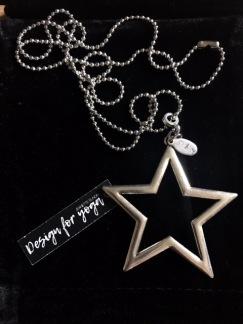 Halsband Stjärna - Halsband Stjärna
