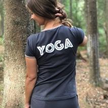 YOGA T-shirt från SantaNi