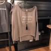 Brun tröja från SantaNi - Brun tröja från Santa Ni Onesize