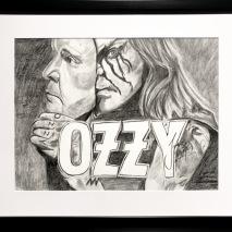 Teckning_Ozzy Osborn